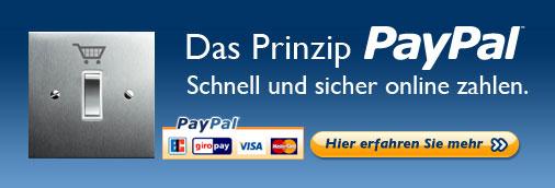 per PayPal bezahlen