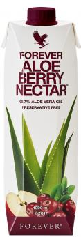 Aloe Vera Drinking Gel Cranberries, Aloe Berry Nectar 90.7% 734, 1l