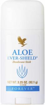 Aloe Vera Deodorant, Aloe Ever-Shield 67, 92.1 g
