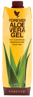 Forever Aloe Vera Gel™ Enthält 99,7 % reines Aloe Vera