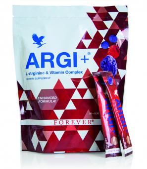 L-Arginine / Vitamin Powder, ARGI + ™ L-Arginine & Vitamine Complex 473, 300 g