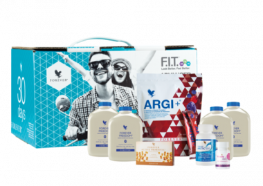 Aloe Vera Freedom Set, Vital 5 ™ Aloe Freedom 459, 9 tlg.