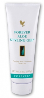 Aloe Vera Skin Gel, Aloe Styling Gel 194, 227g