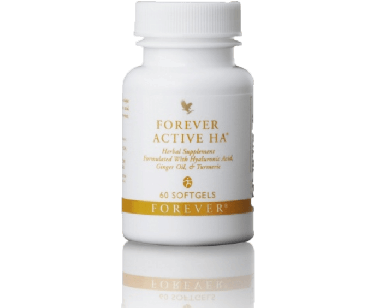 Hyaluronic acid tablets, Forever Active HA 264, 60 Pcs.