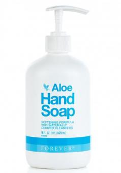 Aloe Vera Hand Soap Liquid, Hand Soap 523, 473 ml