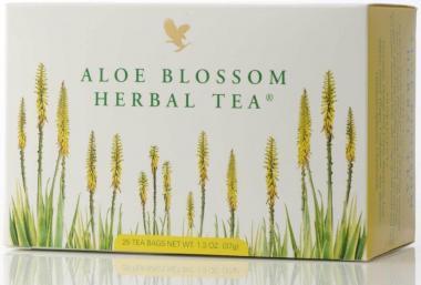 Flower Herbal Tea, Blossom Herbal Tea 200, caffeine free, 25 Btl.