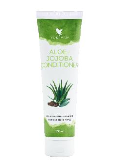 Jojoba Aloe Vera Conditioner, Aloe-Jojoba Conditioning Rinse 641, 296 ml