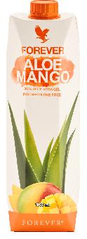 Aloe Vera Gel, Forever Aloe Mango, 1 l