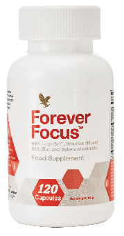 Forever Focus with citicoli and zinc, Forever Focus 622, 120 pcs