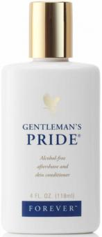 Aloe Vera After Shave with Hyaluronic Acid, Gentleman's Pride 70, 118 ml