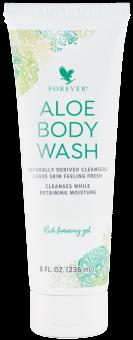 Aloe Body Wash, Duschgel 646, 236 ml