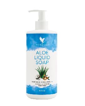 Aloe Vera Handseife flüssig, Aloe Liquid Soap 633, 473 ml