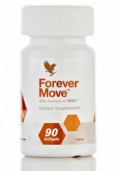 Muskel und Gelenkbelastungen Softgel Kapseln, Forever Move 551, 90 Stk.