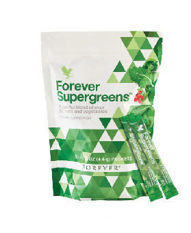 Forever Supergreens™ green superfood-drink with aloe vera