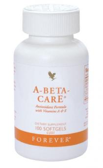 Beta Carotene Capsules Vitamin A & E, A-Beta-CarE 54, 100 Stk.