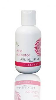 Tonic Pure Aloe Vera Gel, Aloe Activator 343, 118 ml