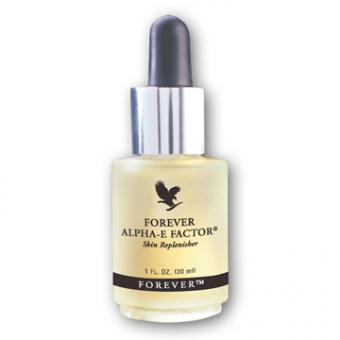 Vitamin E Serum, Alpha-E Faktor 187, 30 ml