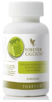 Kalzium Tabletten, Forever Calcium 206, 90 Stk.