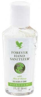 Aloe Vera Hand-Desinfektionsmittel, Forever Hand Sanitizer 318, 59 ml