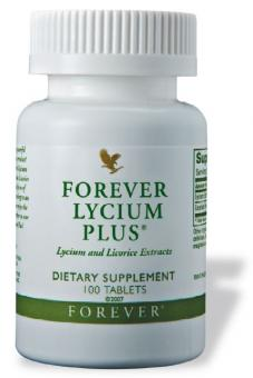 Bocksdorn extract tablets, Forever Lycium Plus 72, 80 pcs.