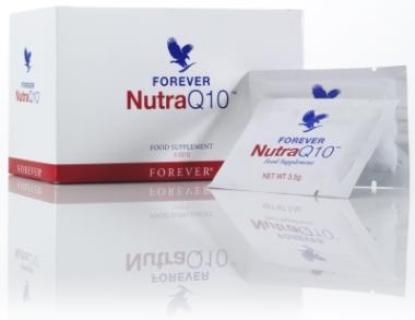 Coenzymes Q10 Vitamin Powder, Nutra Q10 ™ 312, 30 Btl.