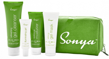 Sonya™ daily skincare system 609, 4tlg.