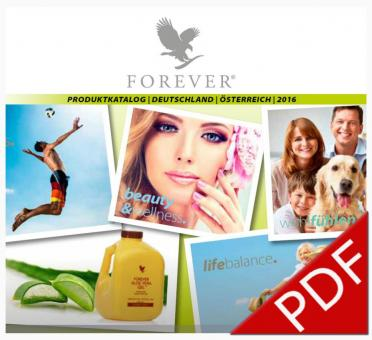 Forever Living Products midi brochure