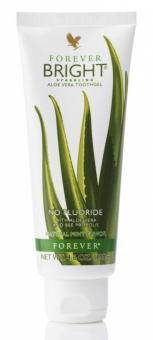 Aloe Vera Toothpaste, Bright Tooth Gel 28, 130 g