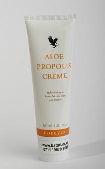 Ubrugte Product sample Aloe Vera Propolis Creme, Aloe Propolis Creme 51 FA-91