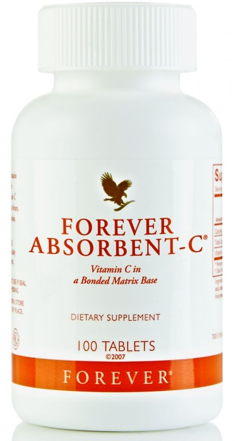 Vitamin tablets, Absorbent-C 48, 100 Stk. | naturlex.de