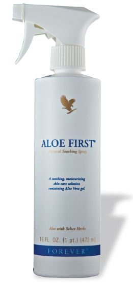aloe vera spray aloe first spray forever living 473 ml. Black Bedroom Furniture Sets. Home Design Ideas