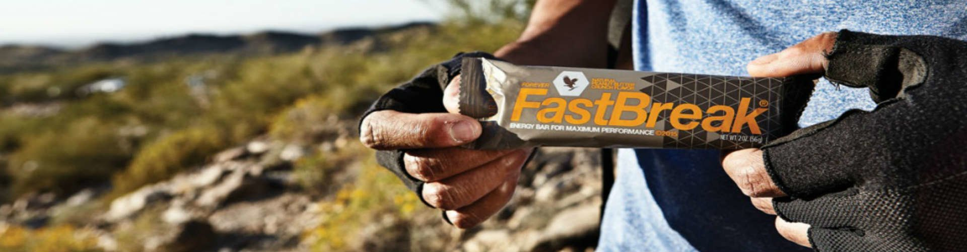 Diät- Energieriegel, Forever Fastbreak 520