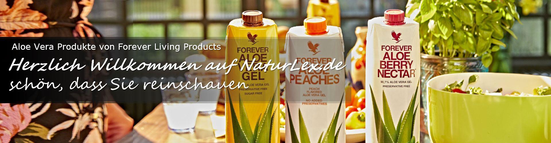 Aloe vera products 2