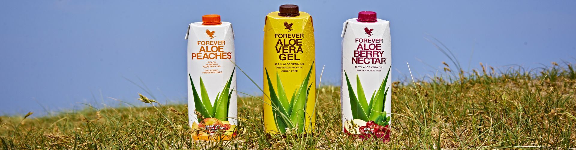 Forever Aloe Vera Gel™ Tripack Mix 3 Liter