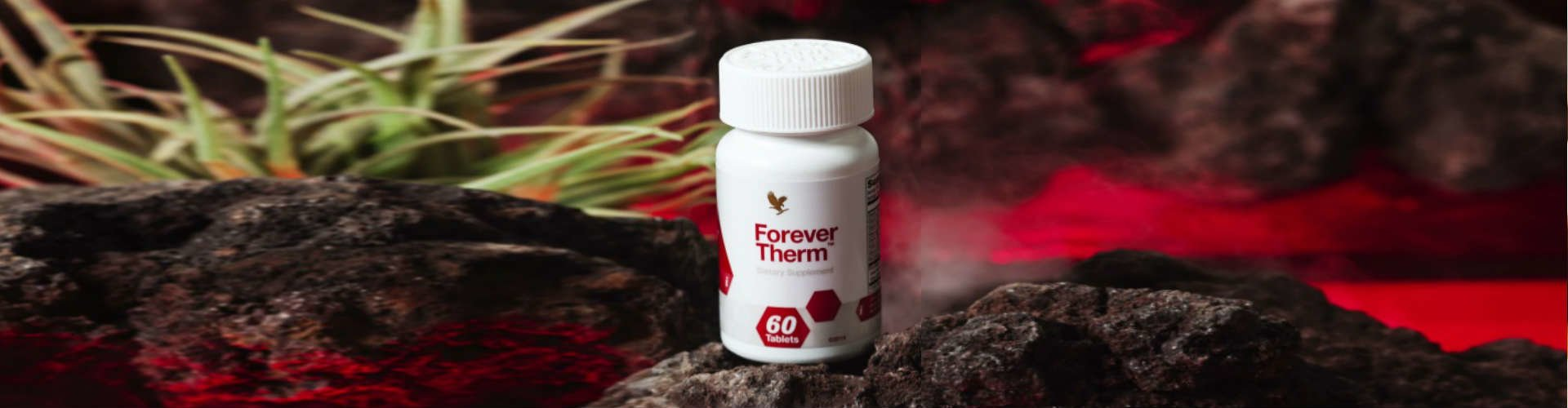 Energiestoffwechsel Tabletten, Forever Therm 463